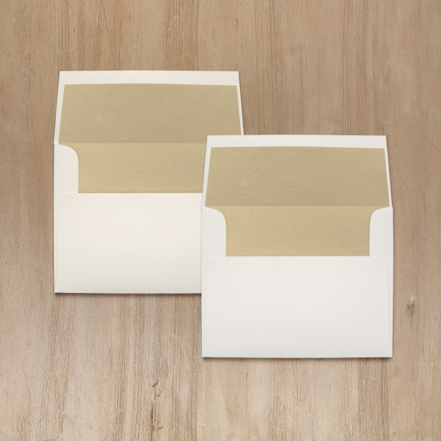 Elegant Ivory Thank You Cards