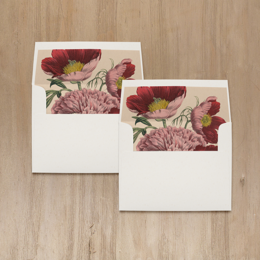 Floral Boho Thank You Cards