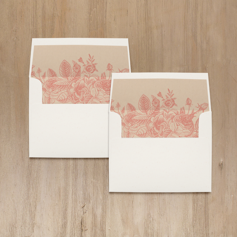 Garden Floral Thank You Cards