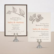 Love Cycle Rehearsal Invitations