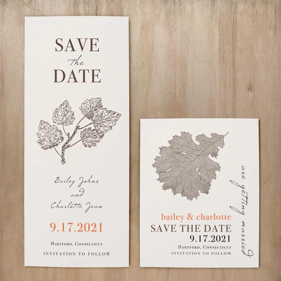 Love Cycle Save The Dates Beacon Lane Invitations