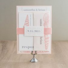 beachromanceweddinginvitations