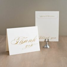 elegantivorythankyoucards