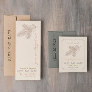 Moss Tree Save the Dates