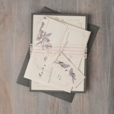 pinkandgrayloveslaceweddinginvitations