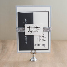 silverandglitterweddinginvitations