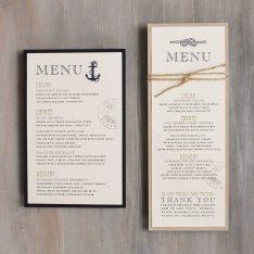 nauticalblissmenucards