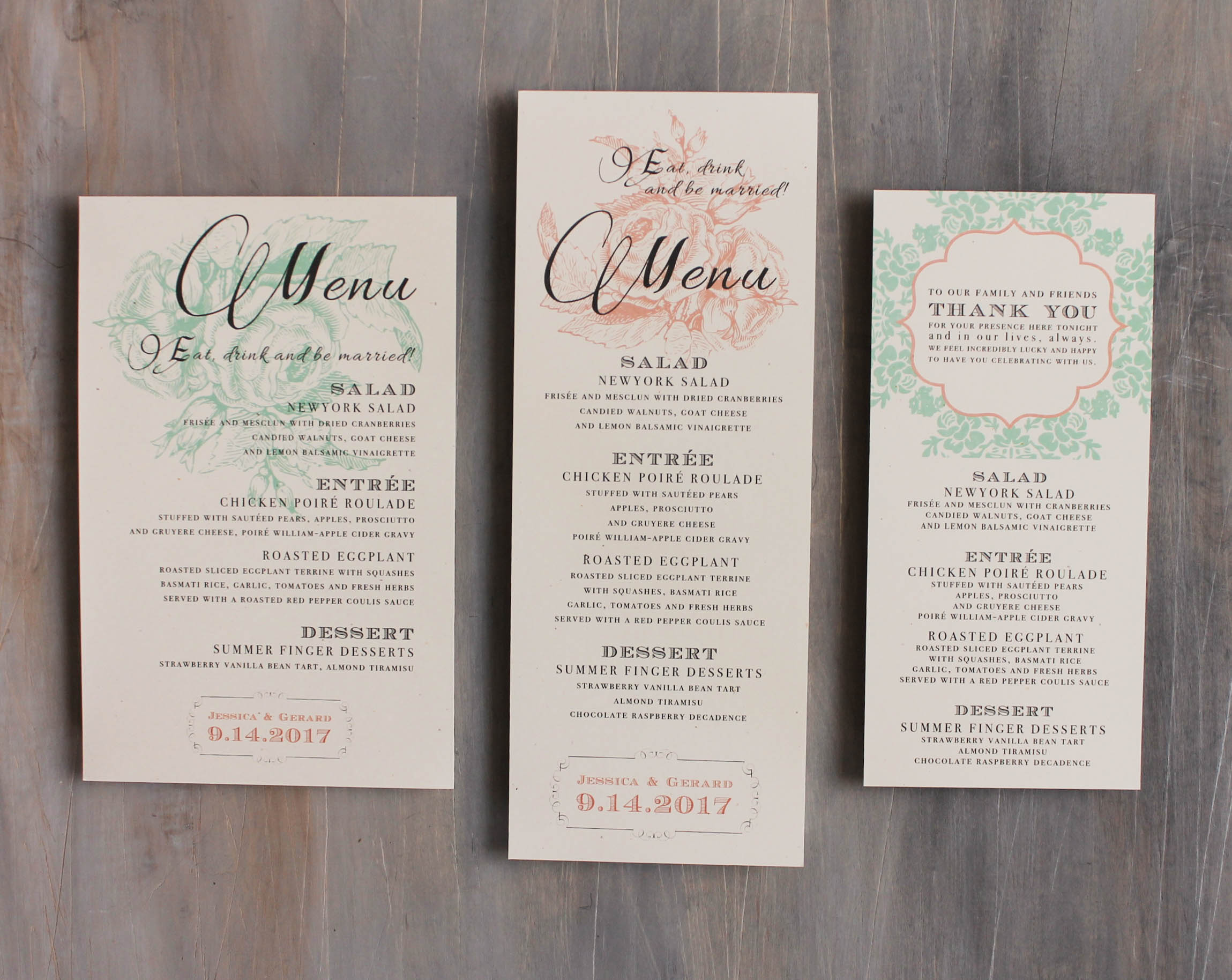 shop lace wedding menu cards