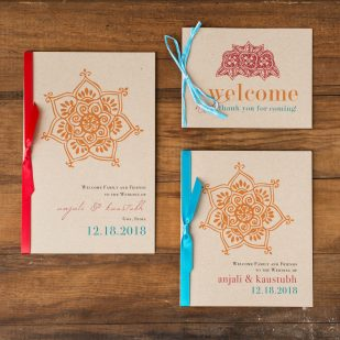Henna Love Ceremony Booklet
