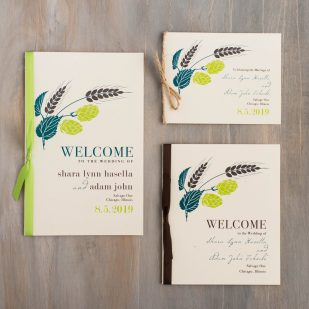 Hops Love Ceremony Booklet