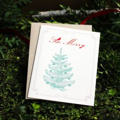 mintgreenchristmas10packgreetingcards