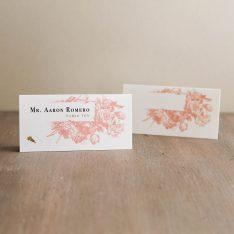 modernfloraltentedplacecards