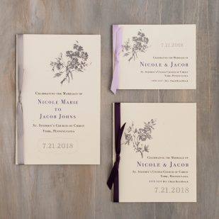Purple Charmer Ceremony Booklet