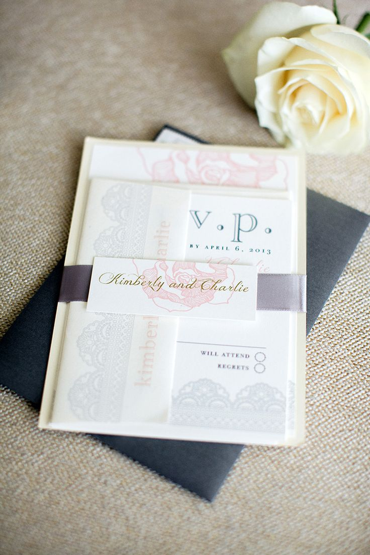 How To Word Your Wedding Invites | Beacon Lane