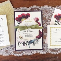 What's In A Beacon Lane Bundled Wedding Invite?