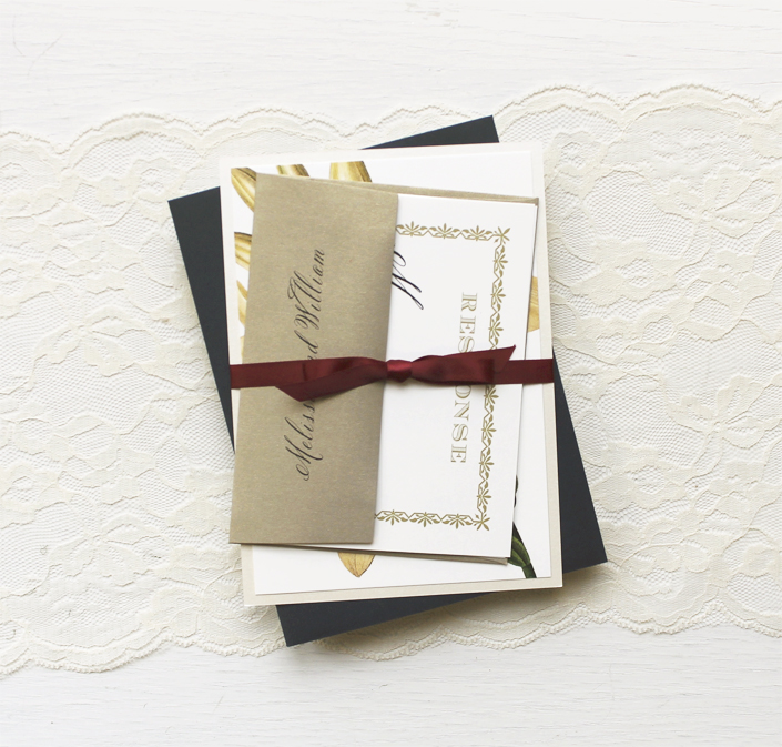 Elegant Wedding Invites Coupon with awesome invitation layout