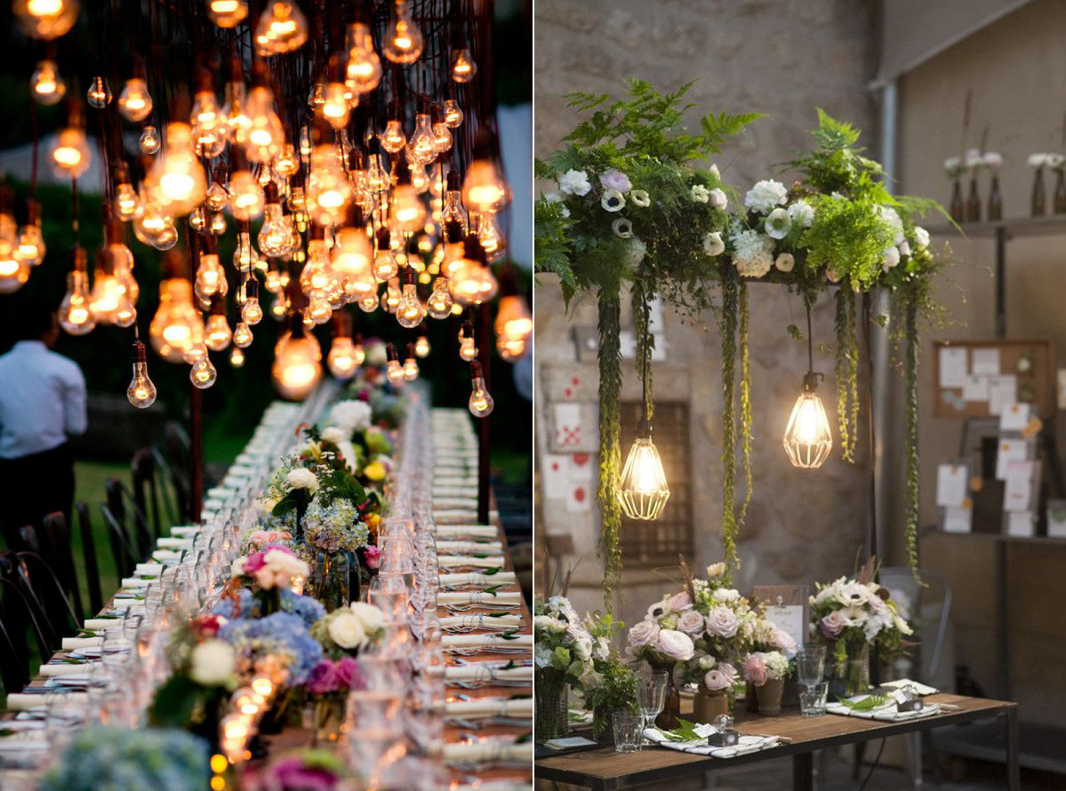 Hanging Florals | Wedding Trends For 2016 By Beacon Lane