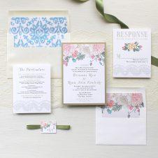 Whimsy Garden Wedding Invitations