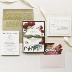 Floral Boho | Bohemian Bride Wedding Invitations