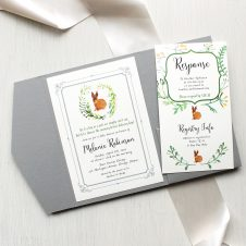 Velveteen Rabbit Baby Shower Invitations