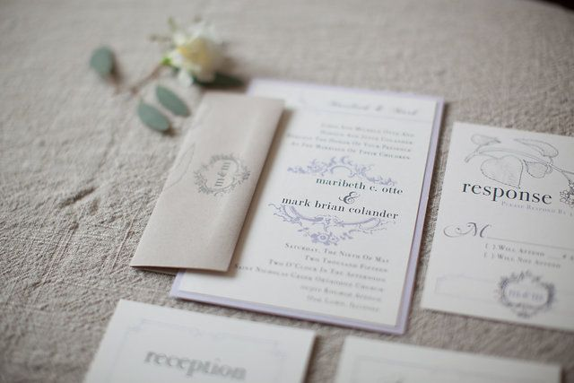 Rsvp To Wedding Invitation Wording: Wedding Invitation Wording - A How To