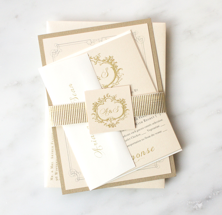 How To Choose Colors For Your Wedding Invitations | Classic Love
