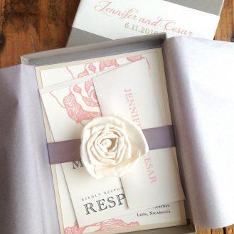 Beacon Lane Custom Wedding Invitations