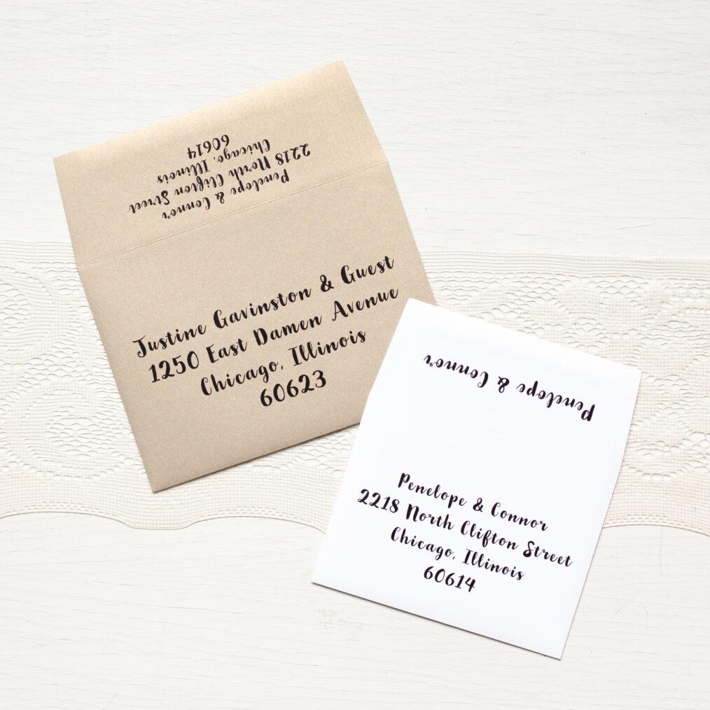 Tropical Love Wedding Invitations