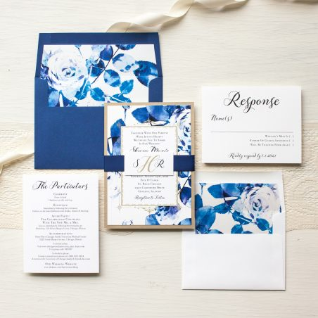 Urban Garden Wedding Invitations | Beacon Lane