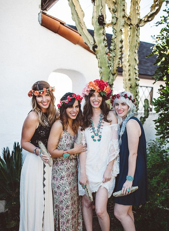 Boho Garden Bridal Shower