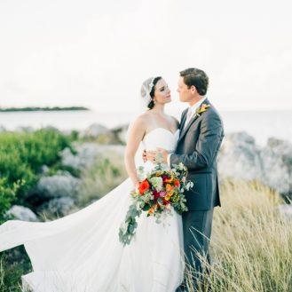 Ruffled - photo by Care Studios http://ruffledblog.com/backyard-wedding-in-the-florida-keys