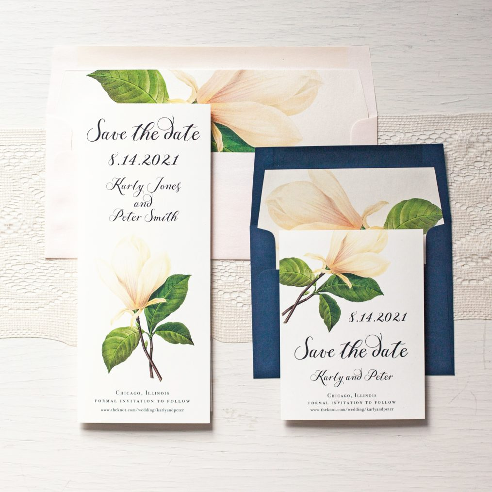 Sweet Magnolia Save The Dates