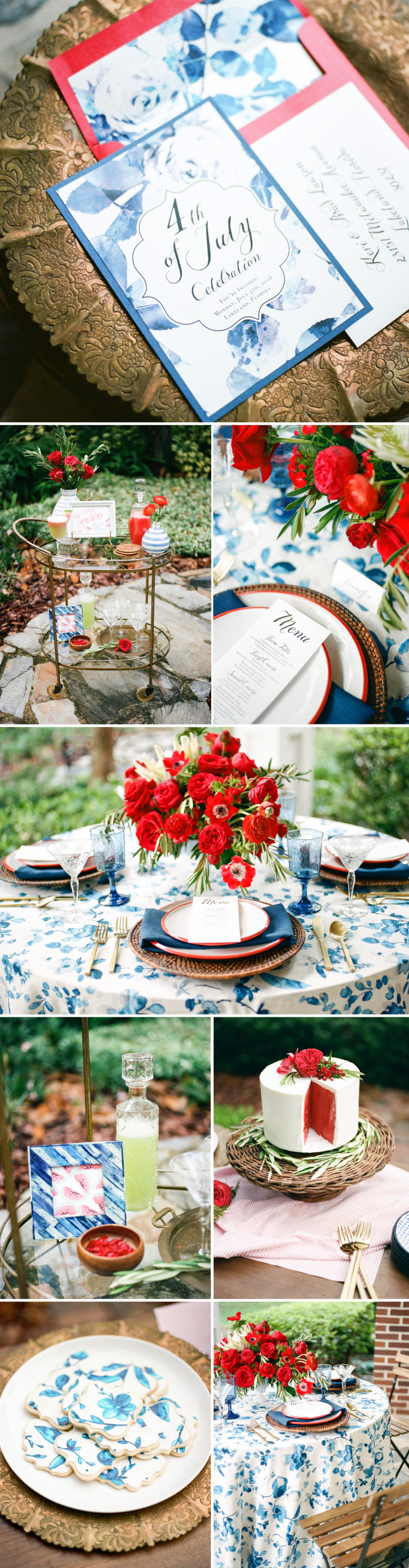 Fourth of July Party Ideas | Beacon Lane
