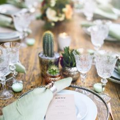 Southwest Desert Wedding Inspiration