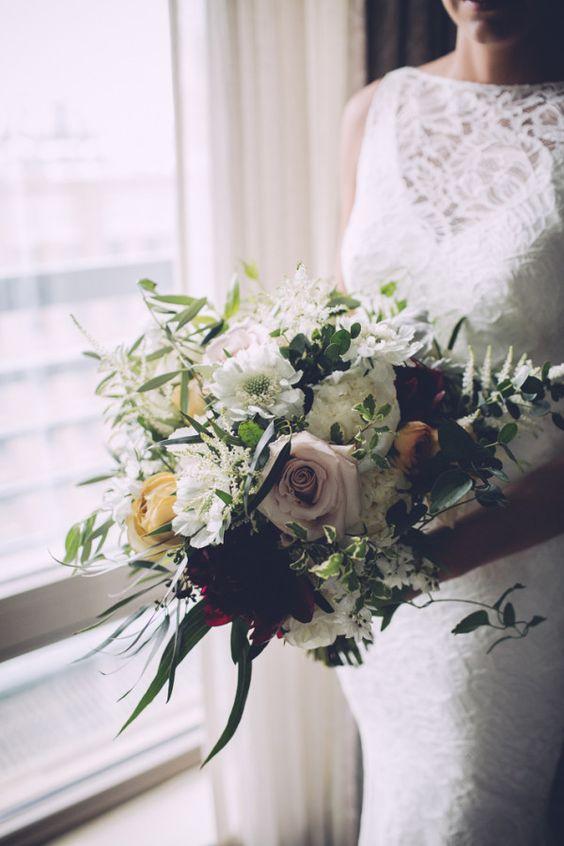 Romantic Philadelphia Country Club Wedding