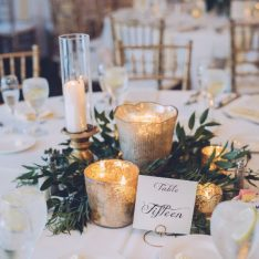 Romantic Philadelphia Country Club Wedding