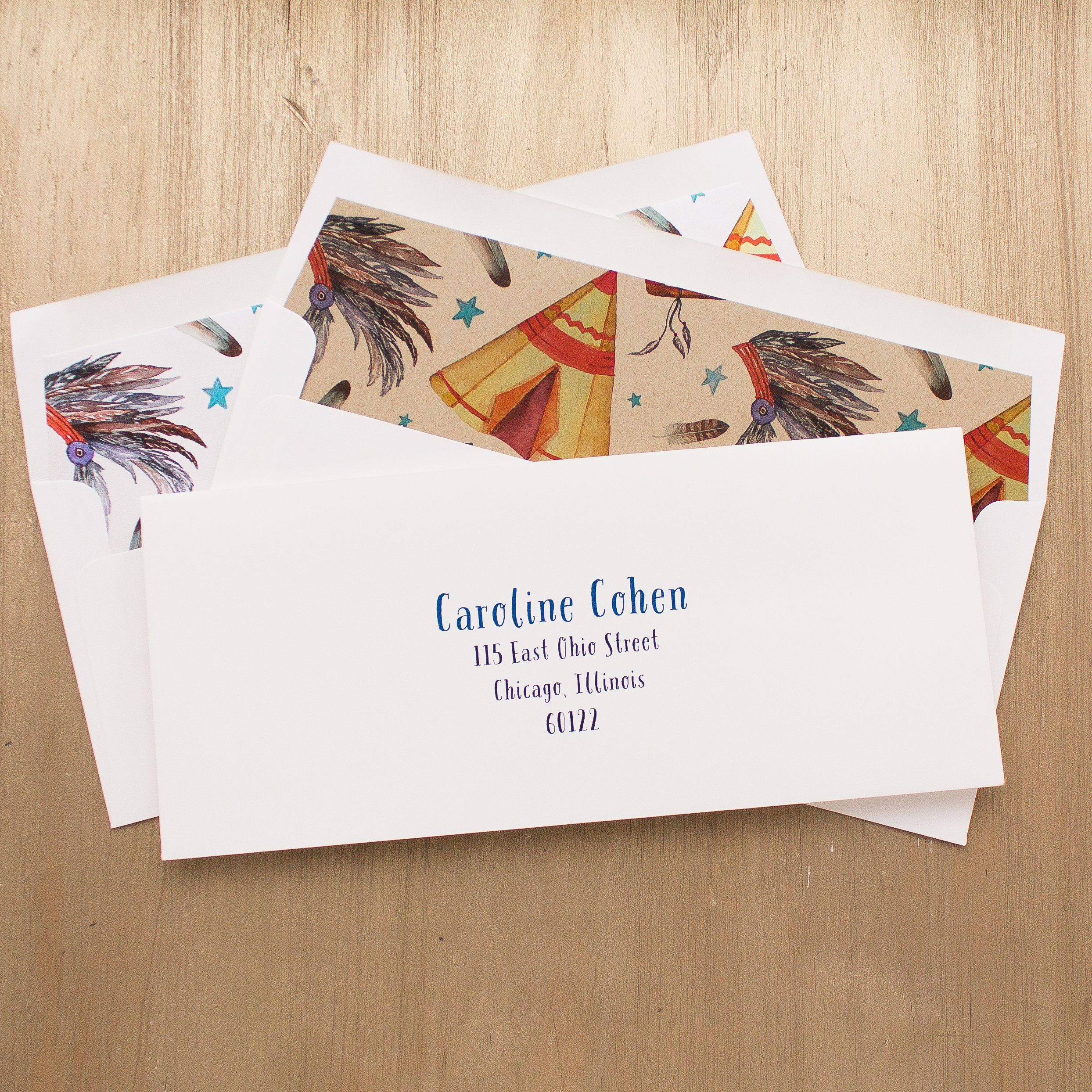 Cowboys & Indians Baby Shower Invitations | Beacon Lane
