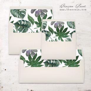 Deep Green Tropics
