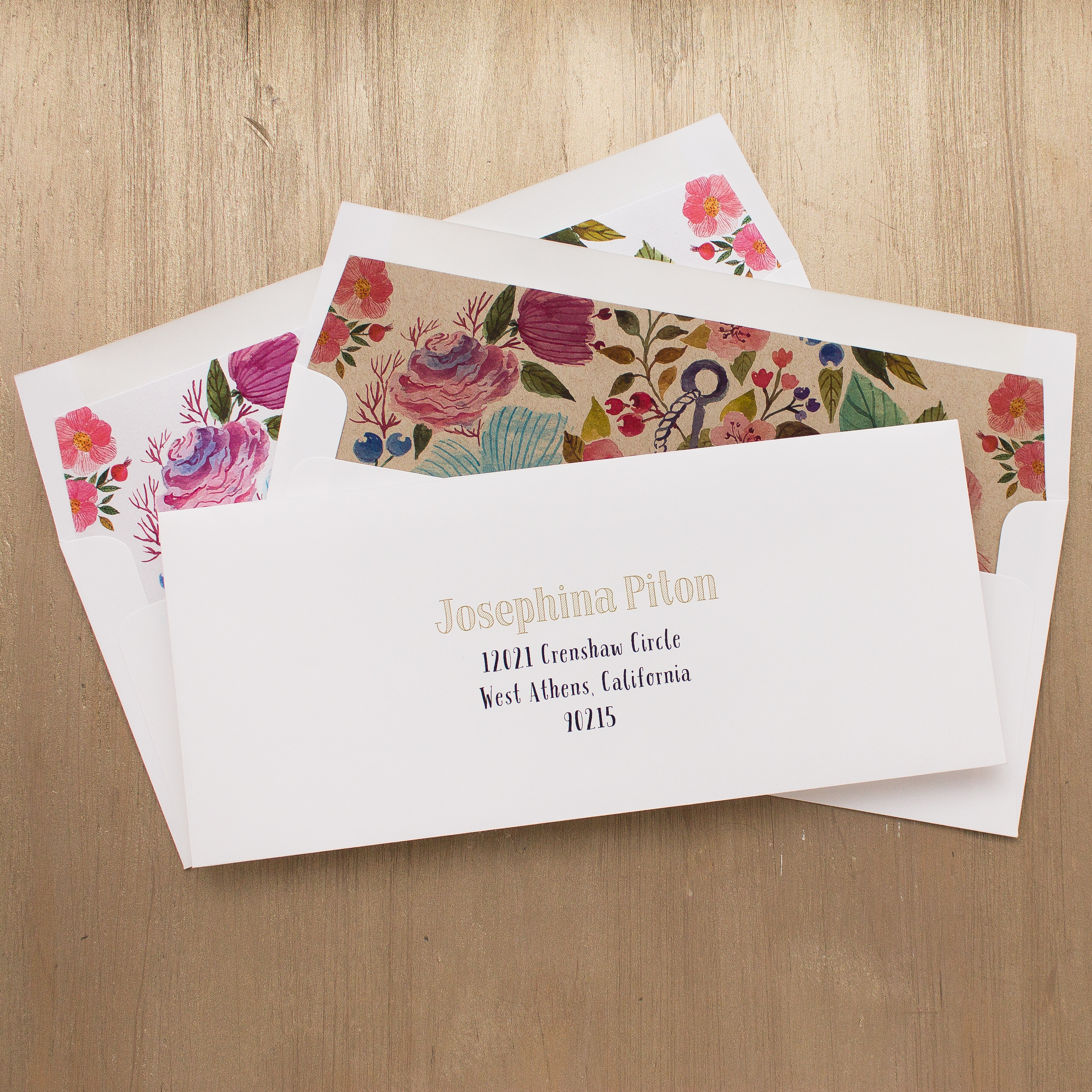 Floral Whimsy Baby Shower Invitations