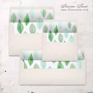 Organic Green Leaf
