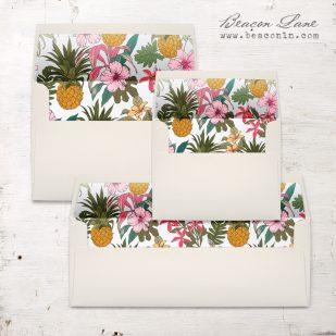 Pineapple Hibiscus