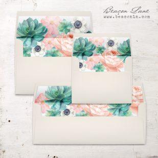 Blush Succulent