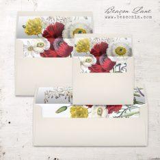 Garden Mix Envelope Liner