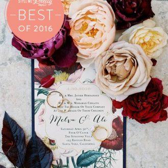 SMP Best of 2016 Wedding