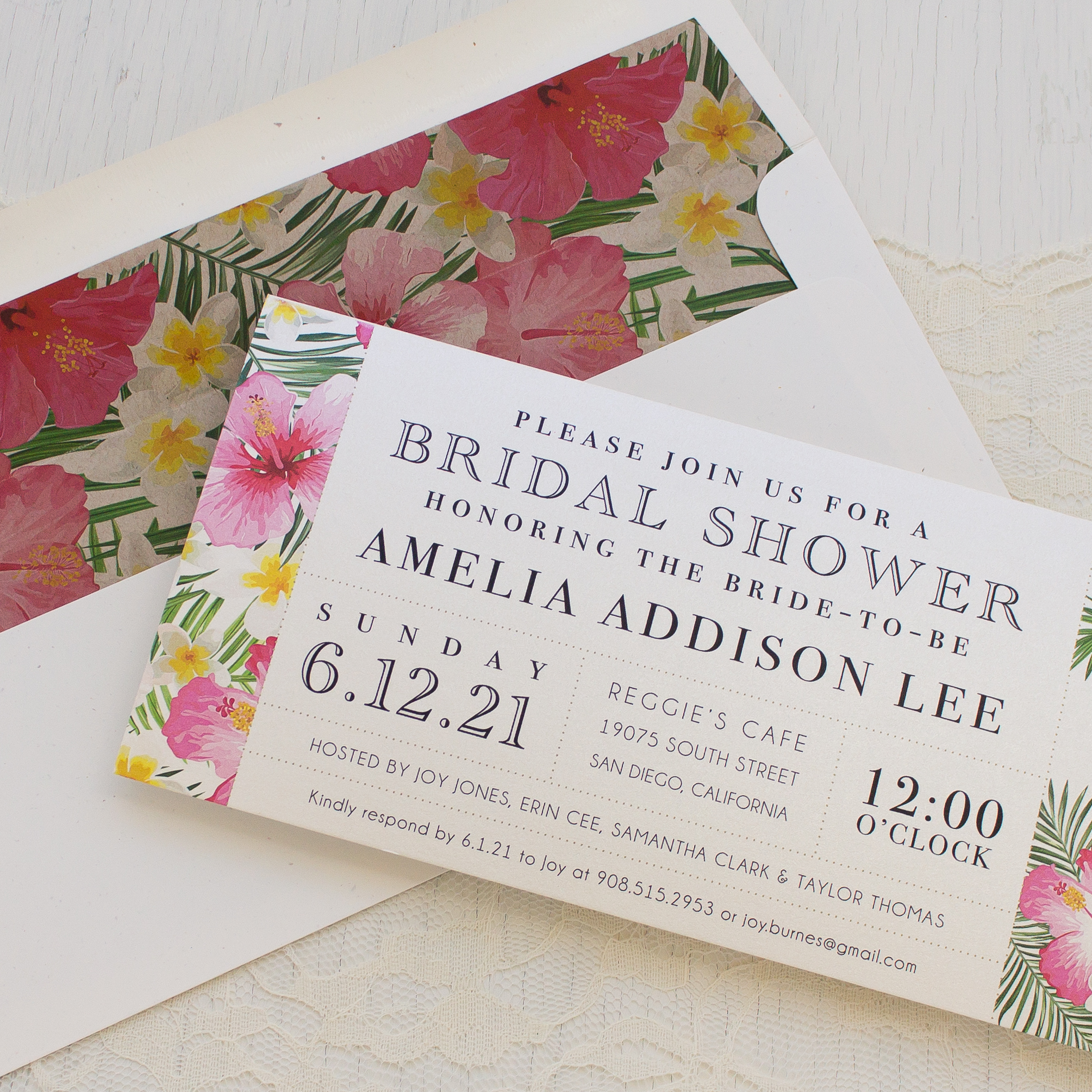 bridal invites floral invitations wine florals shower product blush burgundy
