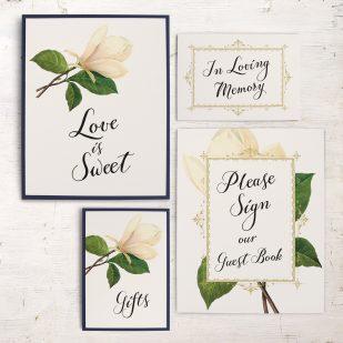 Sweet Magnolia Custom Signs