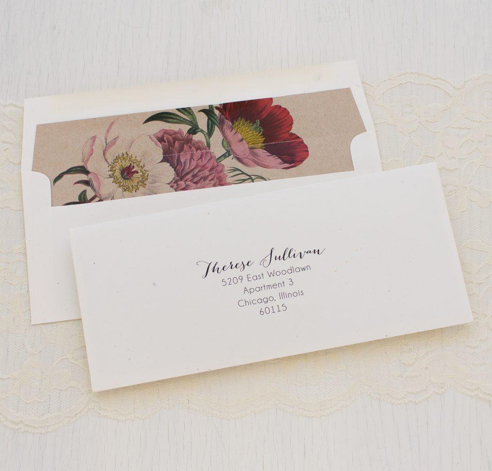 Floral Boho Bridal Shower Invitations