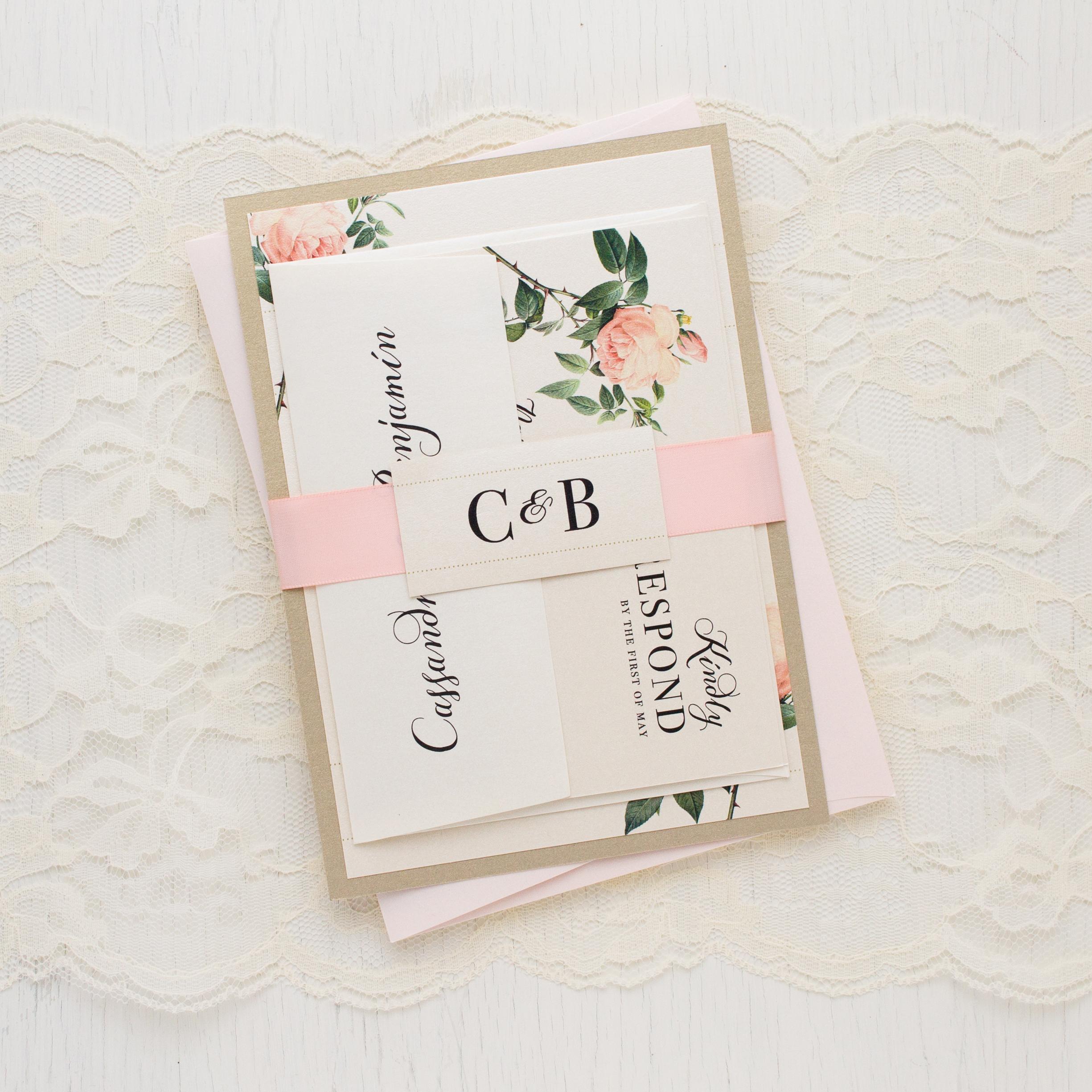 Elegant Wedding Invites Coupon with perfect invitations design