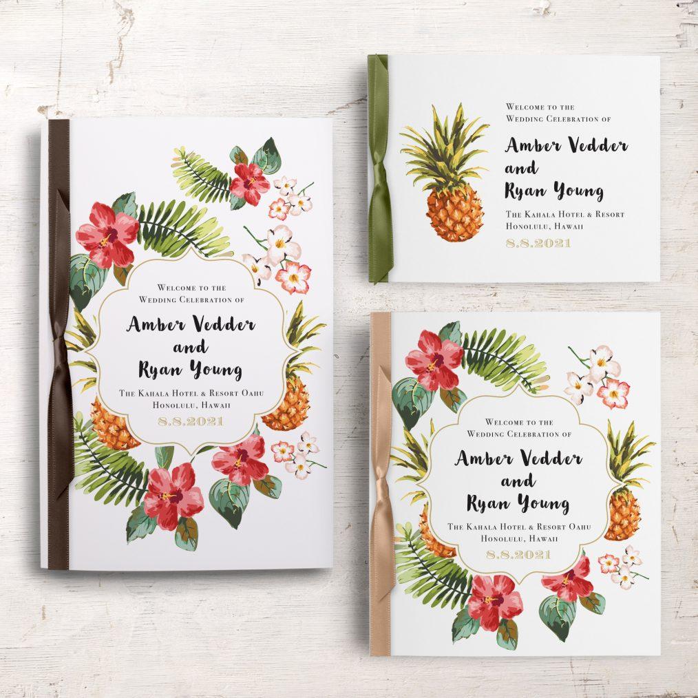 Pineapple Paradise Ceremony Booklet