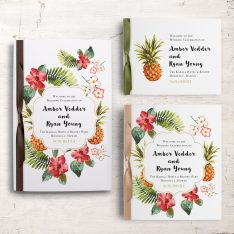 Pineapple Paradise Ceremony Booklet